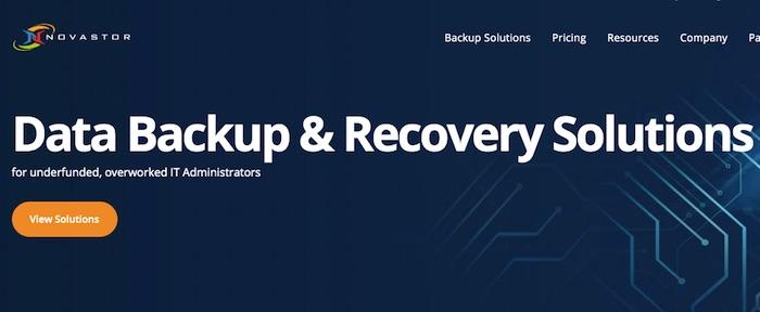 Phần mềm backup dữ liệu Nova Backup