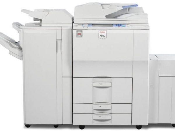 Bảo mật và khôi phục dữ liệu trên máy photocopy