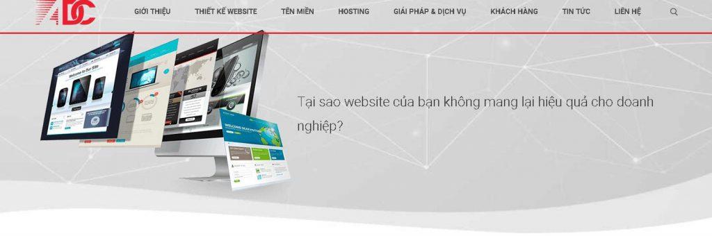 Công ty thiết kế phần mềm ADC Việt Nam